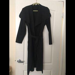 New Shawl wool coat 🧥!!🖤